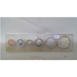 1967 UNCIRCULATED CENTENNIAL COIN SET