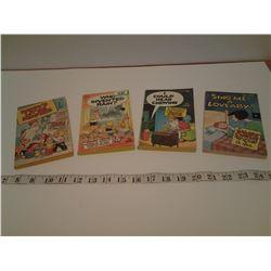 VINTAGE FAMILY CIRCUS BOOKS