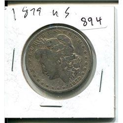 1879 U.S. DOLLAR