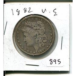 1882 U.S. DOLLAR
