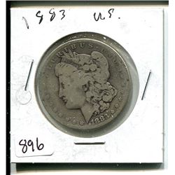 1883 U.S. DOLLAR