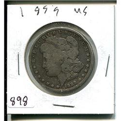 1889 U.S. DOLLAR