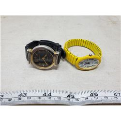 2 LADIES WATCHES (WORKING)
