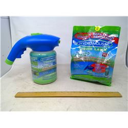 Liquid Lawn Sprayer with Extra Refill Liquid Lawn