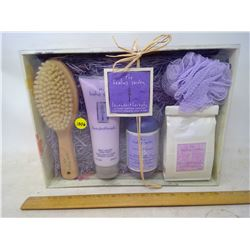 Healing Garden Lavender Therapy Collection