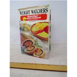 Weight Watchers Hardcover Quick Start Cookbook