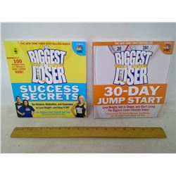 Biggest Loser 30 Day Jumpstart and Success Secrets Soft Cover Books (Set of 2)