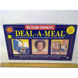 Richard Simmons Deal A Meal Complete Weight Loss Set