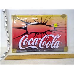 Metal Coke Sign