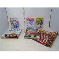 Hockey Digest Books
