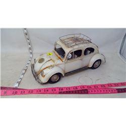 Metal VW Bug