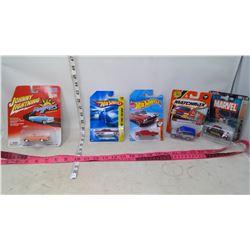 5 Cars