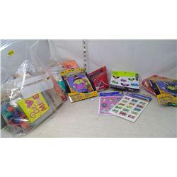 Bag of Craft Supplies