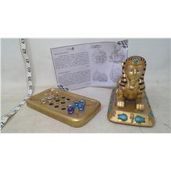 Sphinx Tic-Tac-Toe
