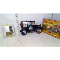 Car Picture Frame, Central Garage - Wakaw - Mirror