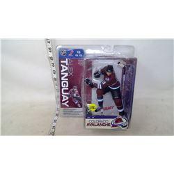 Alex Tanguay Hockey Figure