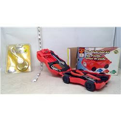 Door Handle, Flashlight Tool Kit