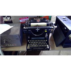 REMINGTON TYPEWRITER 1920