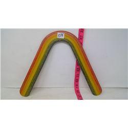 Outback Boomerang Rainbow Ash Laminate
