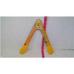 """""""Wishbone"""" Boomerang"""