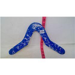 GX9 Vortex Boomerang - Made in Philadelphia