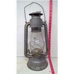 1953 Beacon Windproof Kerosene Outdoor Lantern