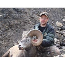 BC Bighorn Sheep Combo Hunt