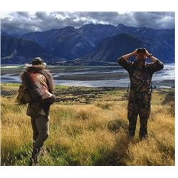 4 -DAY New Zealand Hunting Experience like No Other!