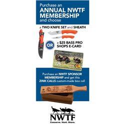 NWTF Annual Membership