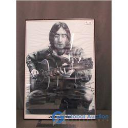 John Lennon Custom Poster