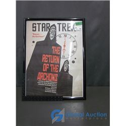 Star Trek: The Return of the Archons Framed Poster