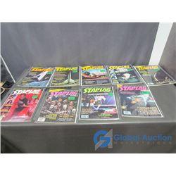 Starlog Sci-Fi Magazines