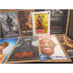 Movie Posters - The Day of the Triffids, Noah, The Soloist, Meet Dave, The Rocker, Mirrors, The Ruin