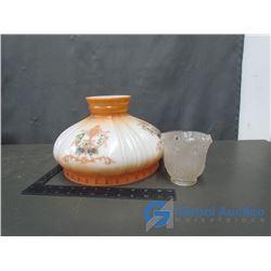 (2) Lamp Shades