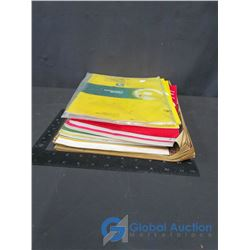 John Deere Manuals and 1960's Family Herold Magazines