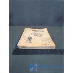CASE, International Harvester Manuals
