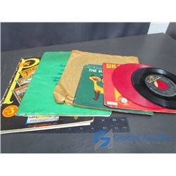 Vintage Kids Records, Music Book and Jukebox Parts Book