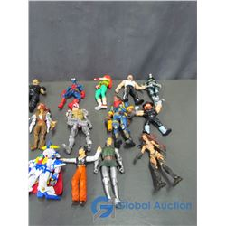 Misc Toys - X-Men, Spider-Man, Dragon Ball, and More