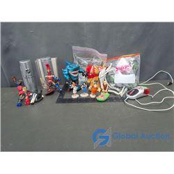Misc Toys - Flintstones, NHL Memorabilia, Street Sharks, TY Bear and More
