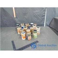 (18) Edison Wax Cylinders