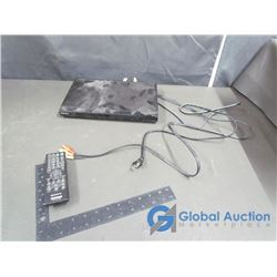 Sony DVD Player w/Remote & Cords