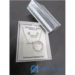 Swaroski Crystal Necklace