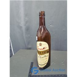 Grant's Display Bottle
