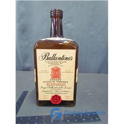 Ballentine's Display Bottle