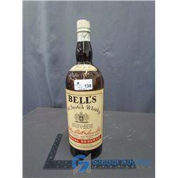 Bell's Display Bottle