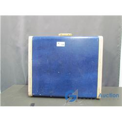Vintage Hard Suitcase