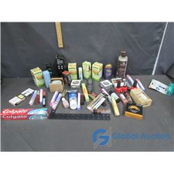 Assorted Cosmetic Items