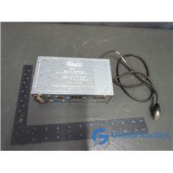 Vintage Electro Model S Radio Battery Eliminator