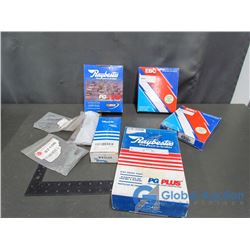 Assorted Motorcycle Brake Parts