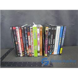 (19) DVDs
